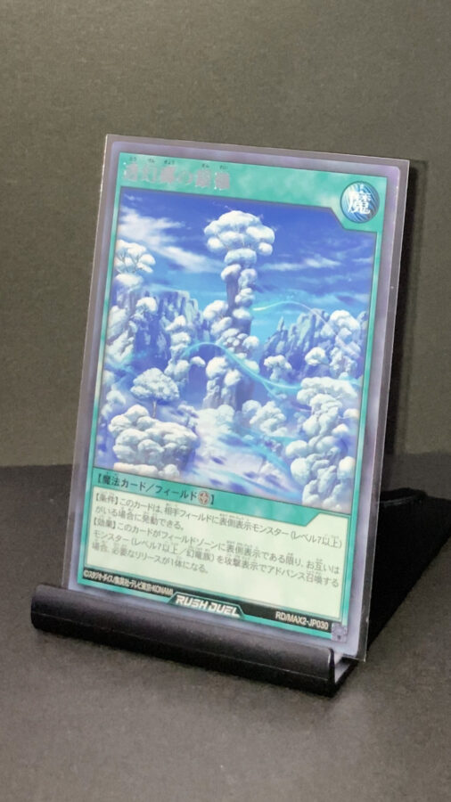 RD/MAX2-JP030 《透幻郷の銀嶺》
